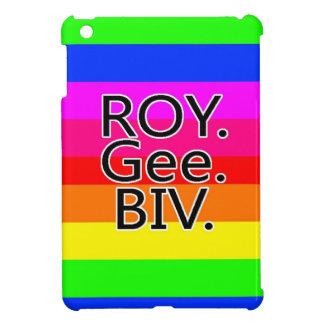 Arco iris, ROYGeeBiv - Roygbiv iPad Mini Cárcasa