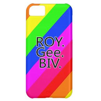 Arco iris RoyGeeBiv - verde amarillo rojo Bl de LG