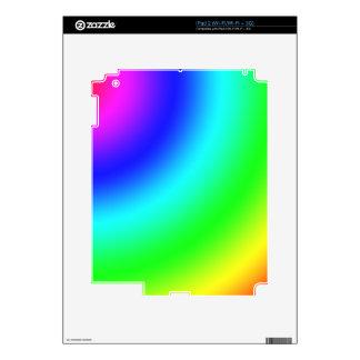 Arco iris skins para eliPad 2
