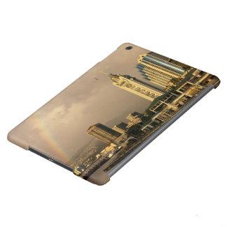 Arco iris sobre Honolulu, Hawaii, los E.E.U.U. 2 Funda Para iPad Air