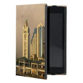 Arco iris sobre Honolulu, Hawaii, los E.E.U.U. 2 iPad Mini Fundas
