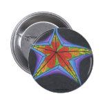 Arco iris STAR-II Pin