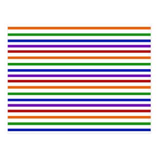 Arco iris tarjetas postales