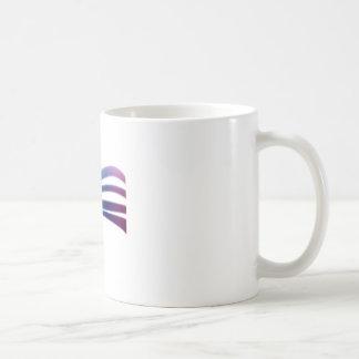 Arco iris taza clásica