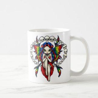 """""""Arco iris taza de los huesos"""""""
