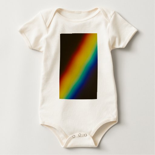 Arco iris trajes de bebé