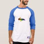 Arco iris U.P. Pride Camiseta