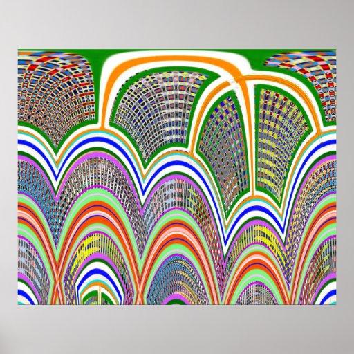 Arco iris uno 2010 poster