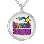 Arco iris Zipliner impresionante de la estrella Grimpolas Personalizadas