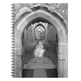 Arco irlandés cuadernos