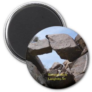 Arco Laughlin nanovoltio Imán De Frigorífico