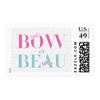Arco o galán timbres postales