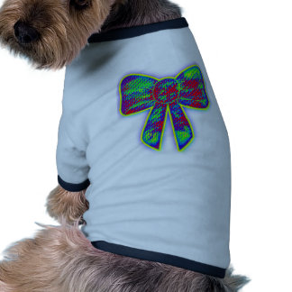 Arco psicodélico camisetas mascota