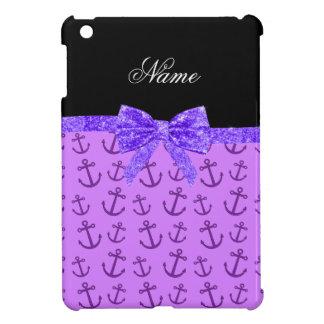 Arco púrpura en colores pastel conocido personaliz