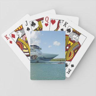 Arco resplandeciente II Cartas De Póquer
