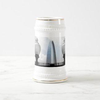 Arco Stein de St. Louis Jarra De Cerveza