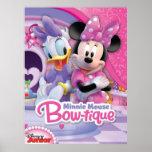 Arco-tique de Minnie Mouse Poster