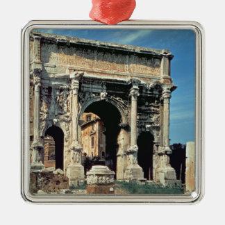 Arco triunfal de Septimius Severus, dedicado adent Adorno