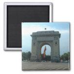 Arco triunfal imán cuadrado