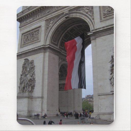 Arco triunfal - l'Arc de Triomphe - Mousepad Tapetes De Raton