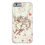 Arco y flecha del Cupid Funda De iPhone 6 Barely There