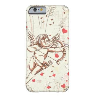 Arco y flecha del Cupid Funda Para iPhone 6 Barely There