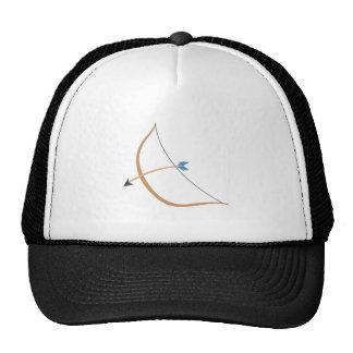Arco y flecha gorra