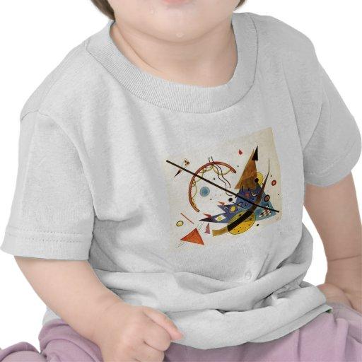 Arco y punto camisetas