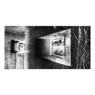 Arcón de la Segunda Guerra Mundial Tarjeta Con Foto Personalizada