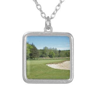 Arcón del golf colgante cuadrado