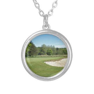 Arcón del golf colgante redondo