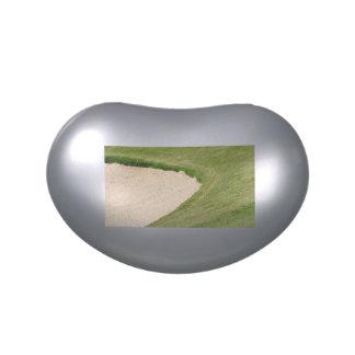 Arcón del golf jarrones de caramelos