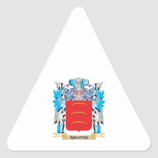 Arcone Coat Of Arms Stickers