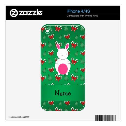 Arcos conocidos personalizados de los bastones de  skins para eliPhone 4