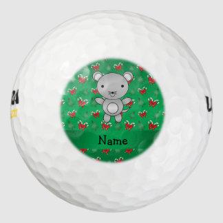 Arcos conocidos personalizados de los bastones de pack de pelotas de golf