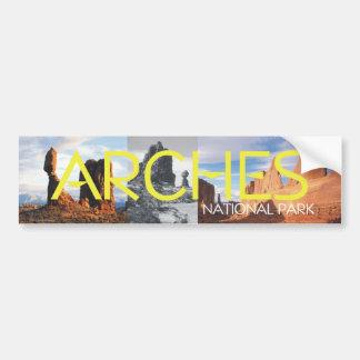 Arcos de ABH Etiqueta De Parachoque