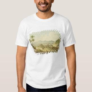 Arcos de Carioco, or Grand Aqueduct in Rio de Jane T-Shirt