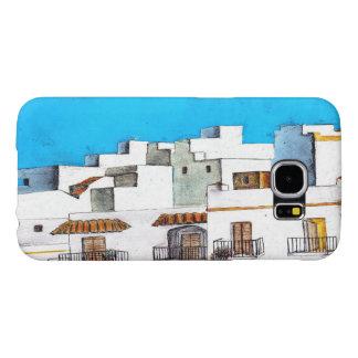 Arcos de la Frontera Spain Samsung Galaxy S6 Case