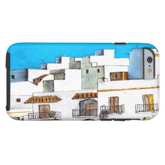Arcos de la Frontera Spain Tough iPhone 6 Case