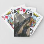 Arcos de la roca barajas de cartas