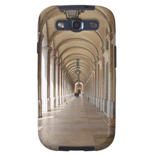 Arcos de Lisboa Galaxy SIII Fundas