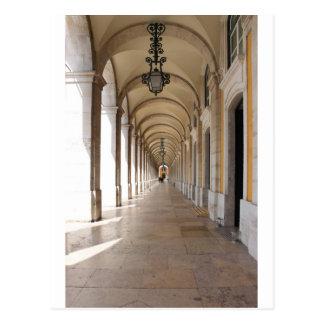 Arcos de Lisboa Tarjeta Postal