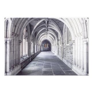 Arcos de los elementos de la arquitectura fotografía
