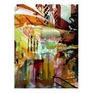 Arcos de Marrakesh Tarjetas Postales