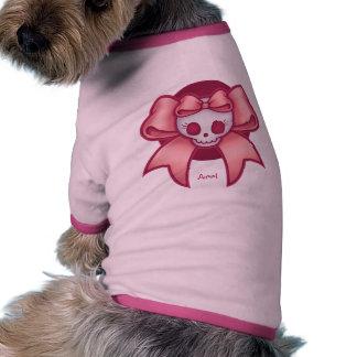 Arcos de n del cráneo ' camisetas de perro
