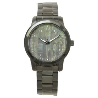 Arcos esmeralda reloj de mano
