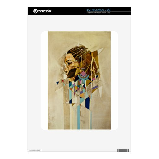 Arcos iPad Skin