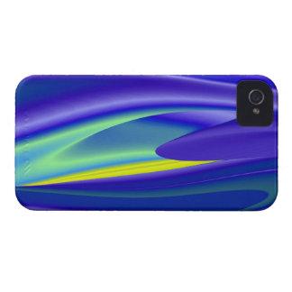 arcos iris abstractos iPhone 4 Case-Mate carcasas