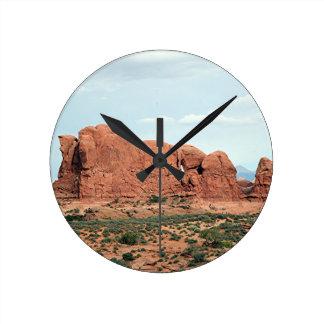 Arcos parque nacional, Utah, los E.E.U.U. 14 Relojes De Pared
