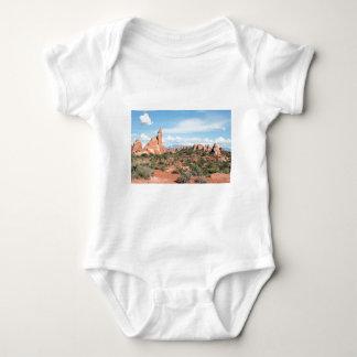 Arcos parque nacional, Utah, los E.E.U.U. 2 Body Para Bebé